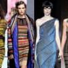 Вязанные платья в летнем сезоне 2012