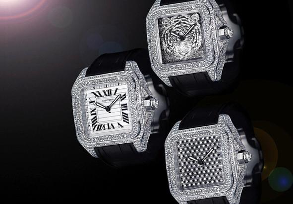 Наручные часы CARTER Santos Triple 100