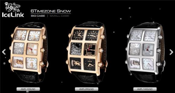 Наручные часы IceLink 6 Time Zones
