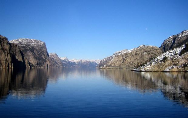 туры в норвегию отдых ларвик