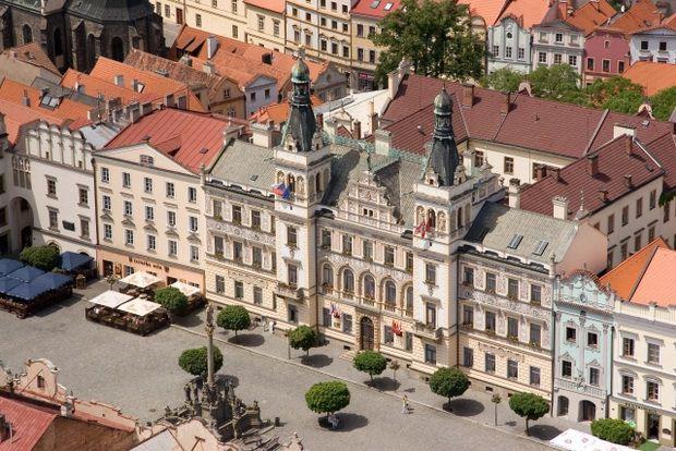 горящие туры в чехию дешевый отдых в пардубице