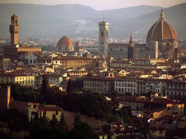 самостоятельные туры в италию отдых флоренция